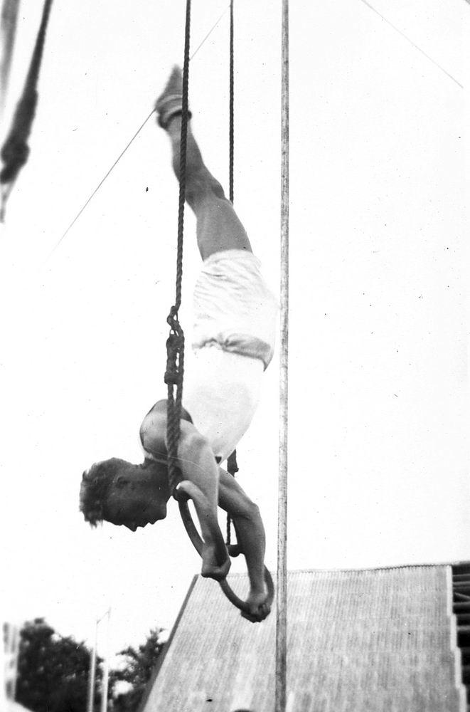 Gym en Athletiek Ver Hoofddorp 1949 Trainen bij Adolfshoeve 03
