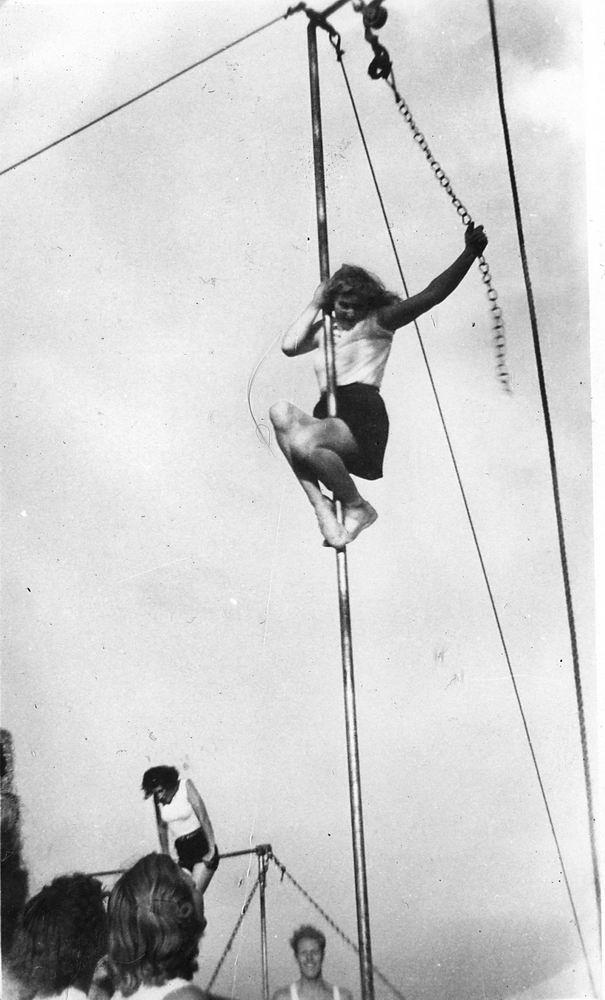 Gym en Athletiek Ver Hoofddorp 1949 Trainen bij Adolfshoeve 04