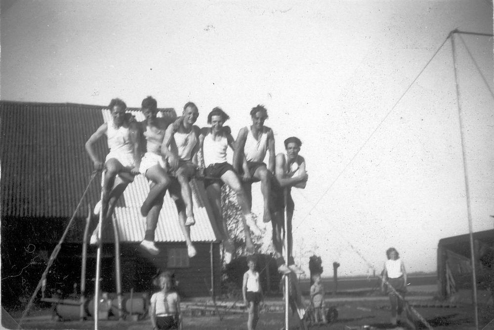 Gym en Athletiek Ver Hoofddorp 1950 Trainen bij Adolfshoeve 02