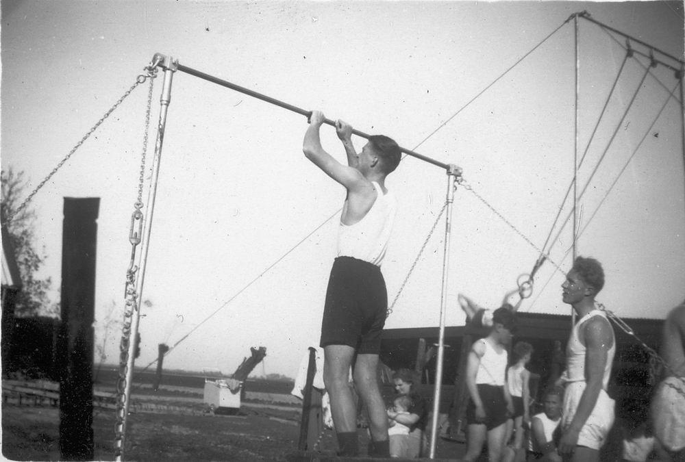 Gym en Athletiek Ver Hoofddorp 1950 Trainen bij Adolfshoeve 04