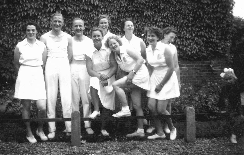 Gym en Athletiek Ver Hoofddorp 1953 Bevrijdingsdag 01