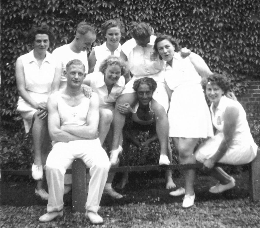 Gym en Athletiek Ver Hoofddorp 1953 Bevrijdingsdag 02