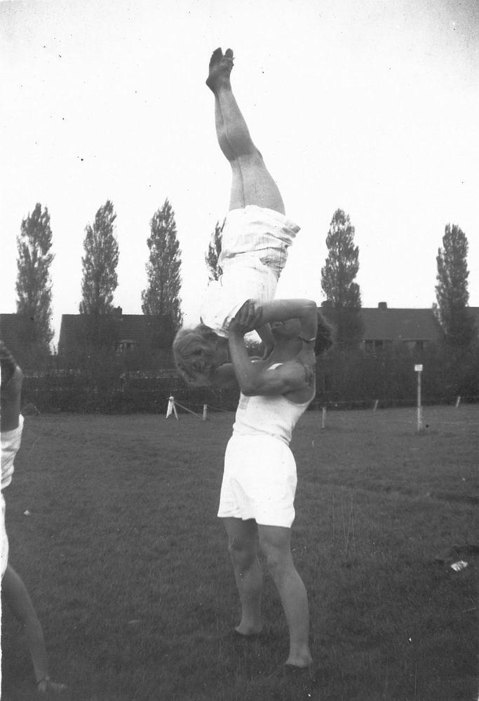 Gym en Athletiek Ver Hoofddorp 1953 Bevrijdingsdag 03