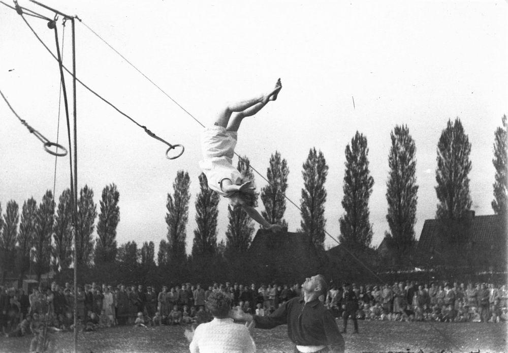 Gym en Athletiek Ver Hoofddorp 1953 Bevrijdingsdag 04