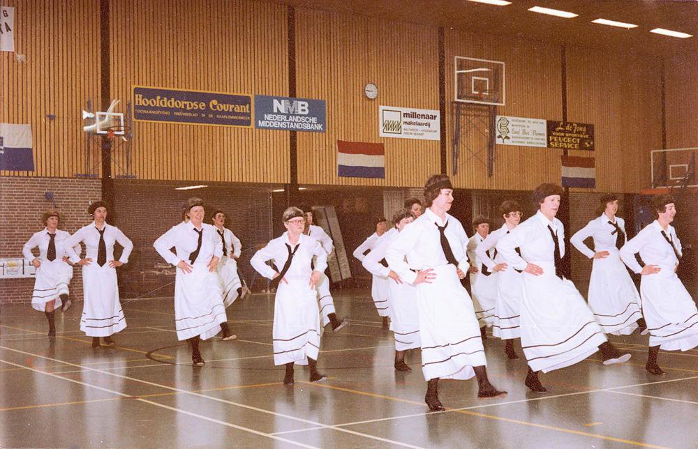 Gym en Athletiek Ver Hoofddorp 1979 75jr Jubileum