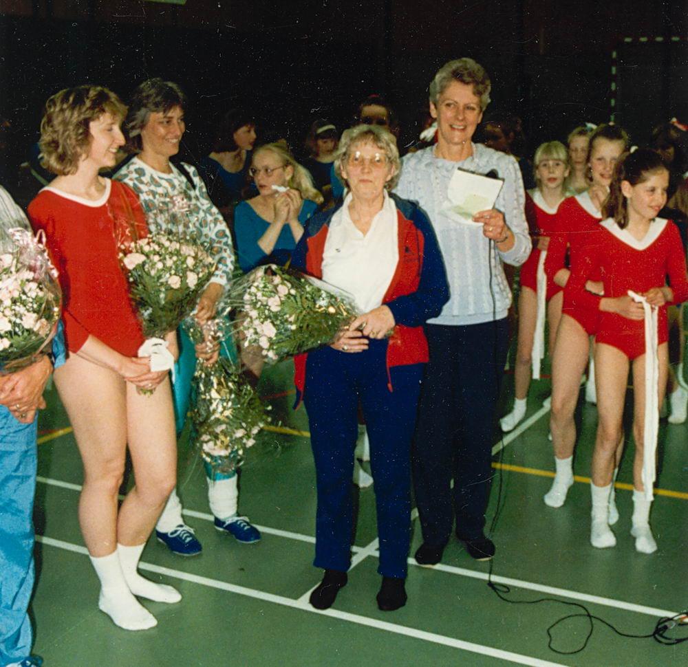 Gym en Athletiek Ver Hoofddorp 1989 85jr Jubileum 01