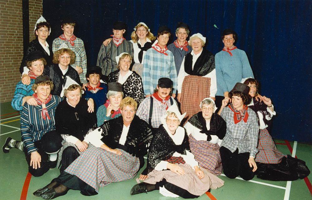 Gym en Athletiek Ver Hoofddorp 1989 85jr Jubileum 02
