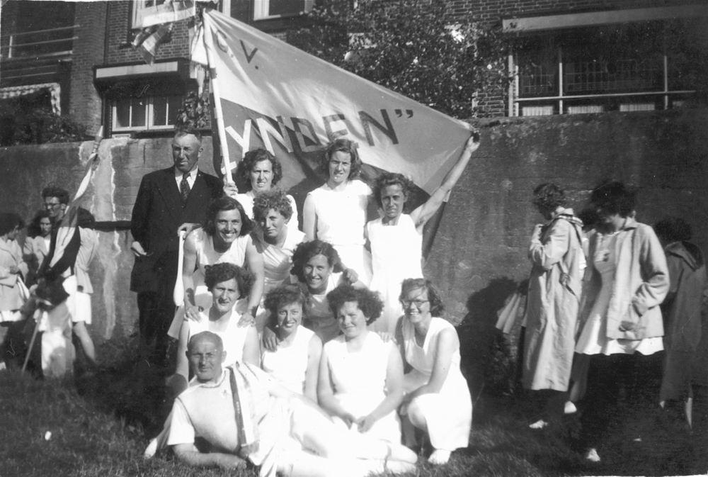 Gymnastiek Vereniging Lijnden 1952 KNAU Bondsdag Den Haag
