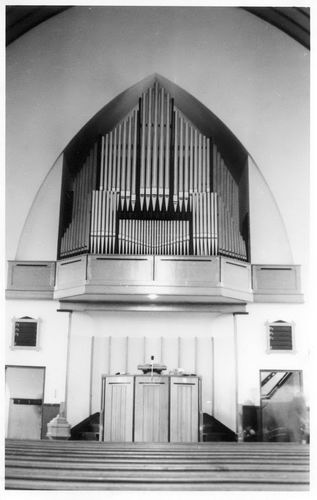 Havikstraat 0005 Geref Kerk Orgel