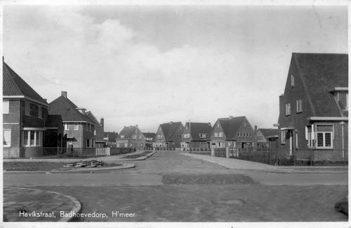Havikstraat 1937