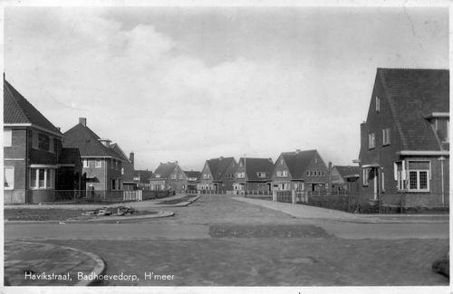 Havikstraat 1937