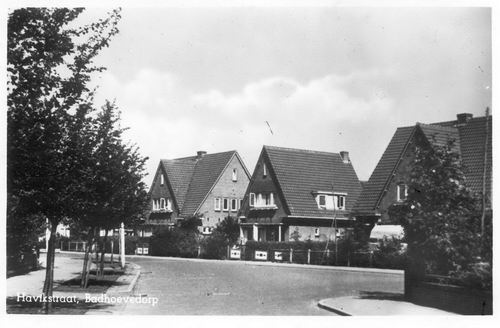 Havikstraat 1952