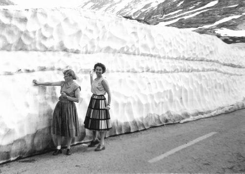 Helm Femmie vd 1959 Vakantie Zwitserland 02