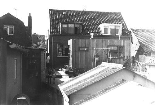 Hillegommerdijk 0023 19__ Huize Dirk Emens
