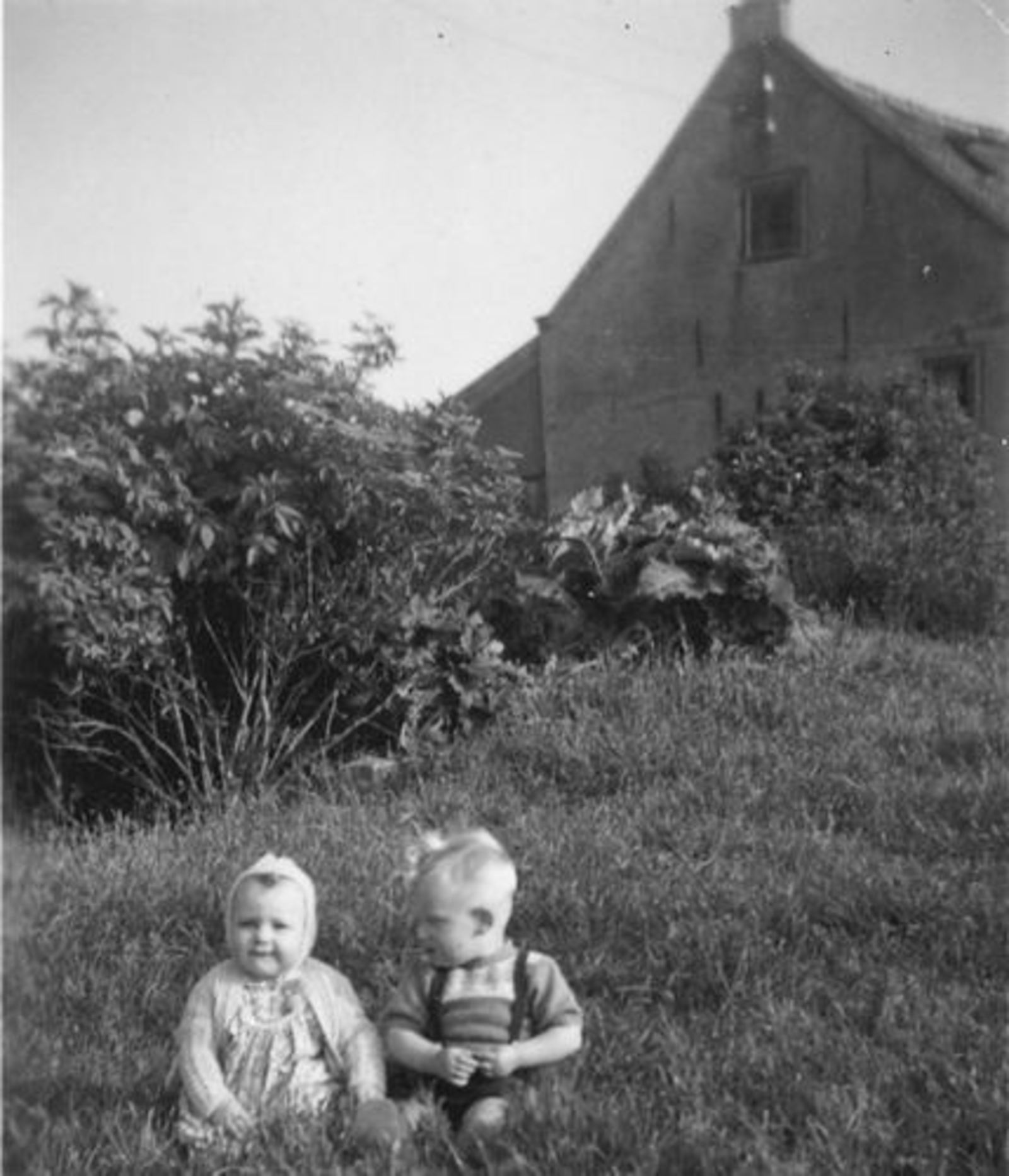 Hillegommerdijk 0583- 1946± met Robbie Hunneman 06 en Onbekend