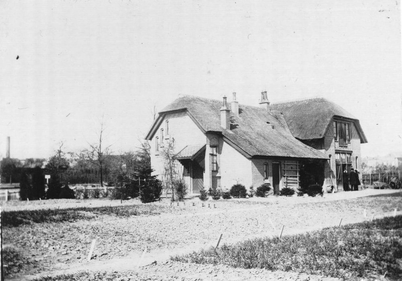<b>ZOEKPLAATJE:</b>&nbsp;Hmeer Onbekend 1895 Schepen Ringvaart en Huis 01