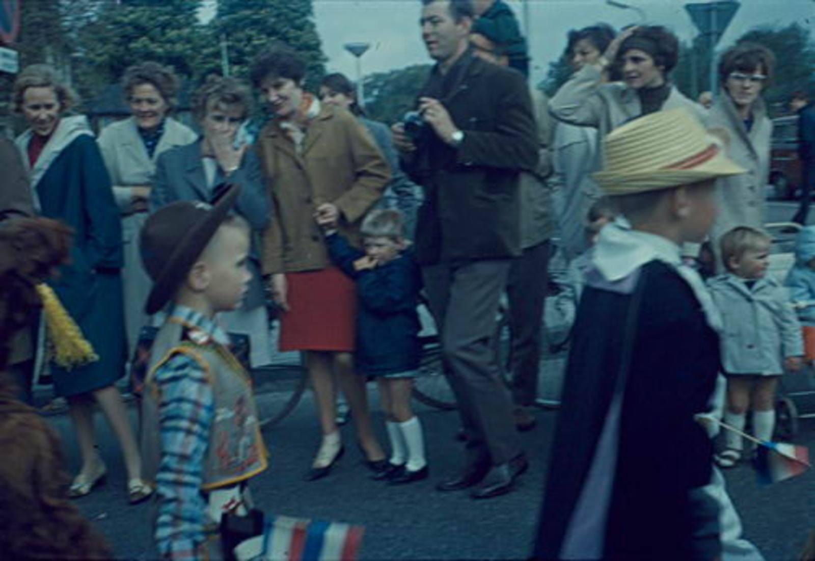 Hoofddorp Koninginnedag 1967±