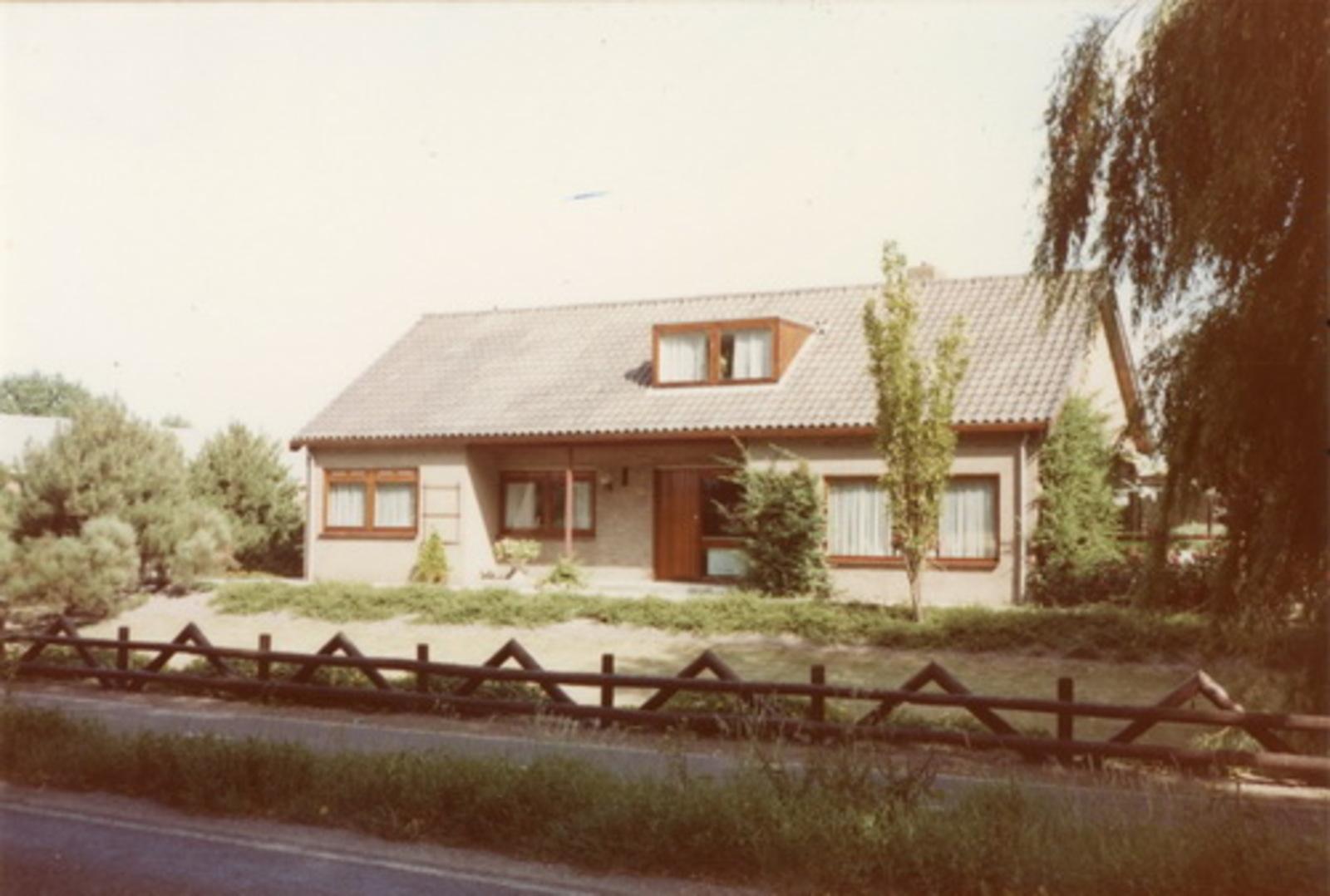 Hoofdweg O 0420 1983 huize fam Joop v Diemen 02