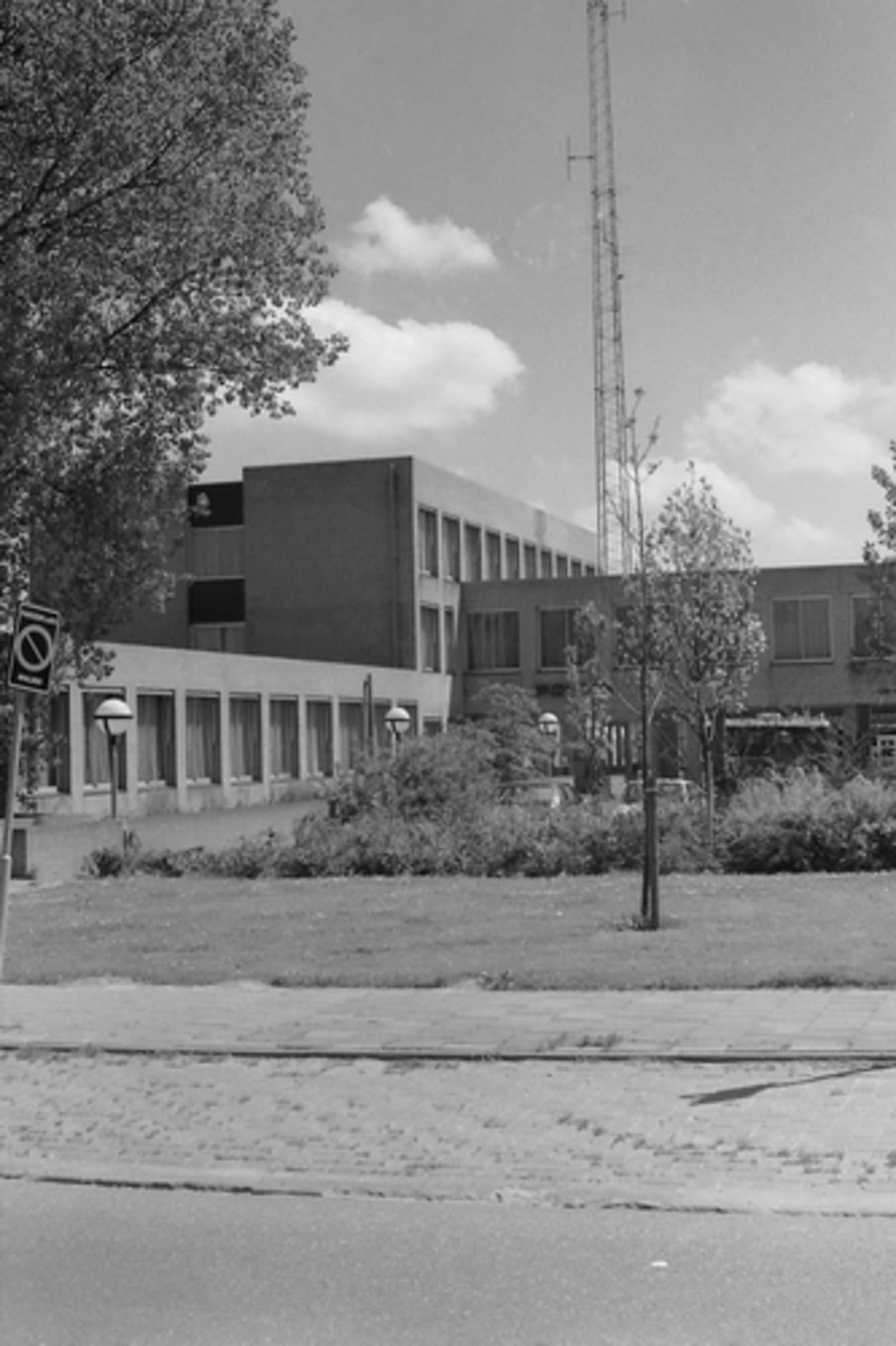 Hoofdweg O 0650± 1979 Politiebureau