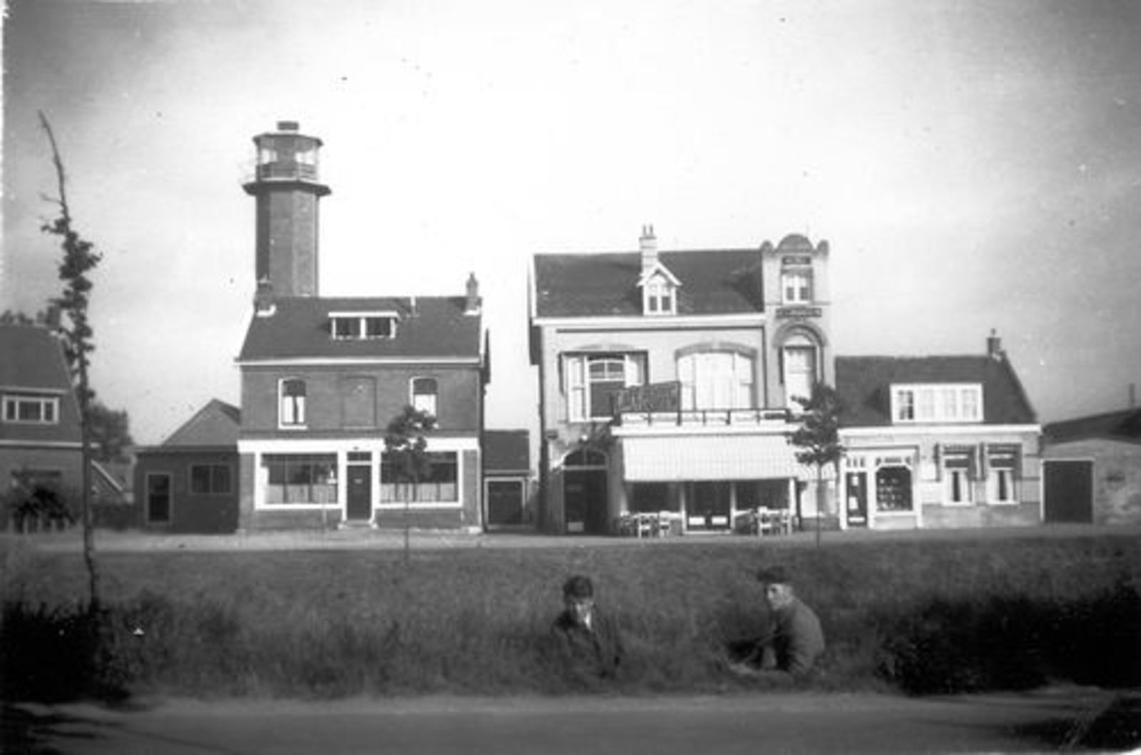 Hoofdweg O 0704+ 1949 Landbouw en Slangentoren