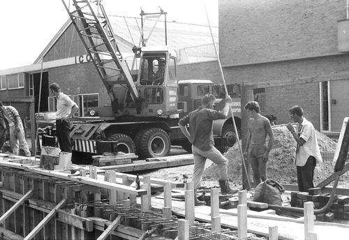 Hoofdweg O 0726 1969 Nieuwbouw Winkel 02