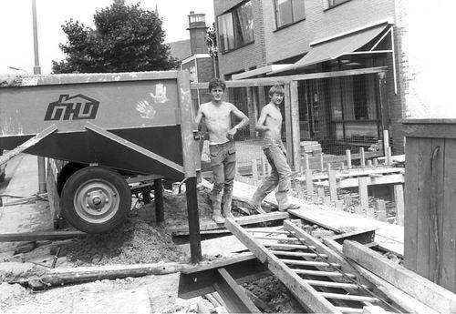 Hoofdweg O 0726 1969 Nieuwbouw Winkel 04