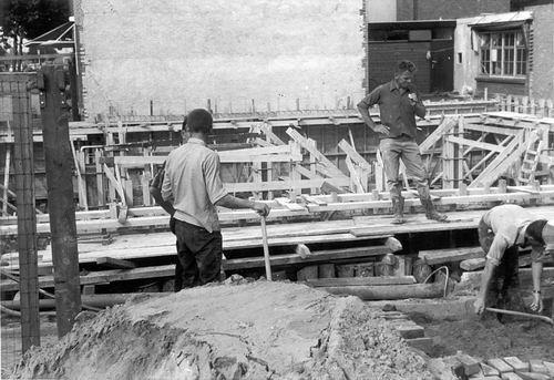 Hoofdweg O 0726 1969 Nieuwbouw Winkel 05