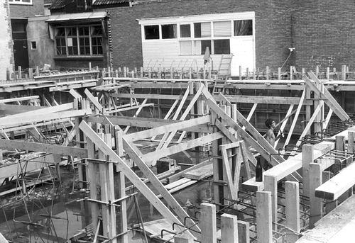 Hoofdweg O 0726 1969 Nieuwbouw Winkel 06