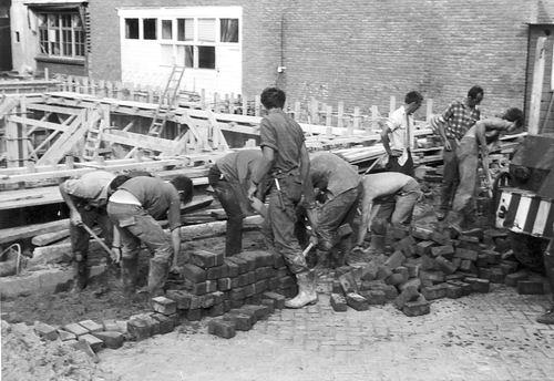 Hoofdweg O 0726 1969 Nieuwbouw Winkel 07