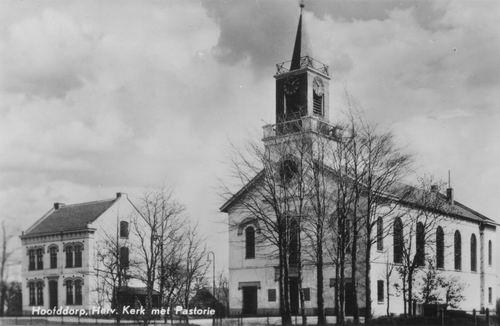 Hoofdweg O 0772-774 1961 NH Kerk