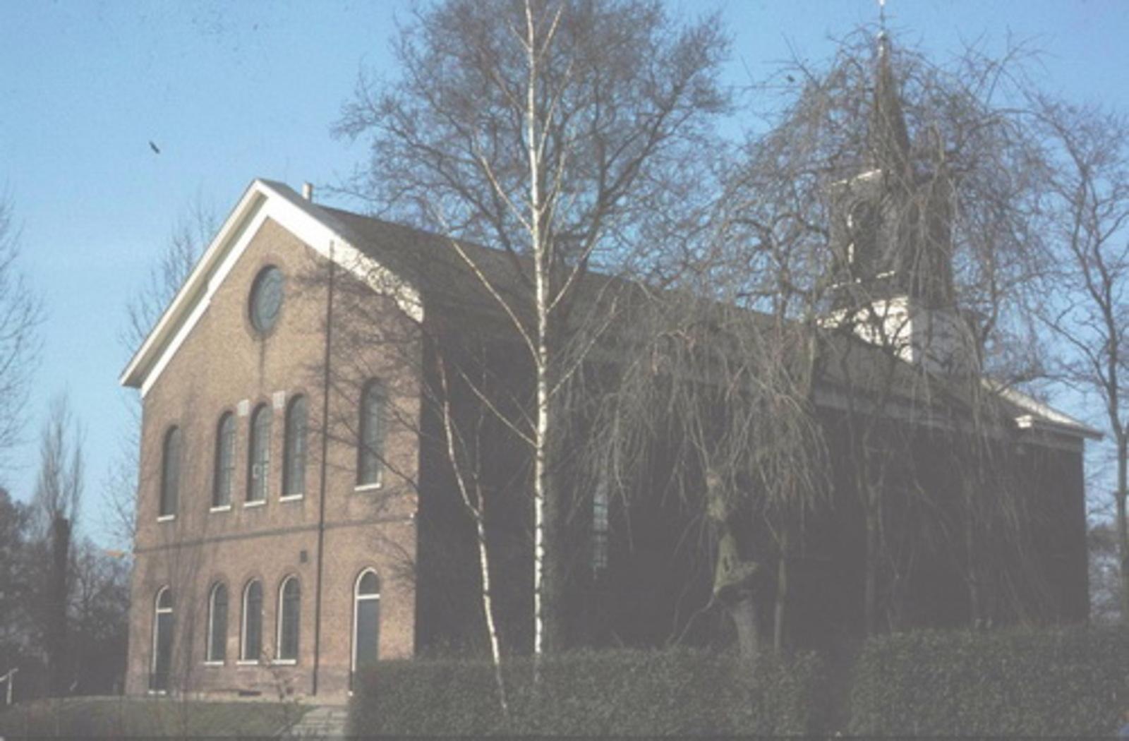 Hoofdweg O 0772-774 197_ NH Kerk Achterkant
