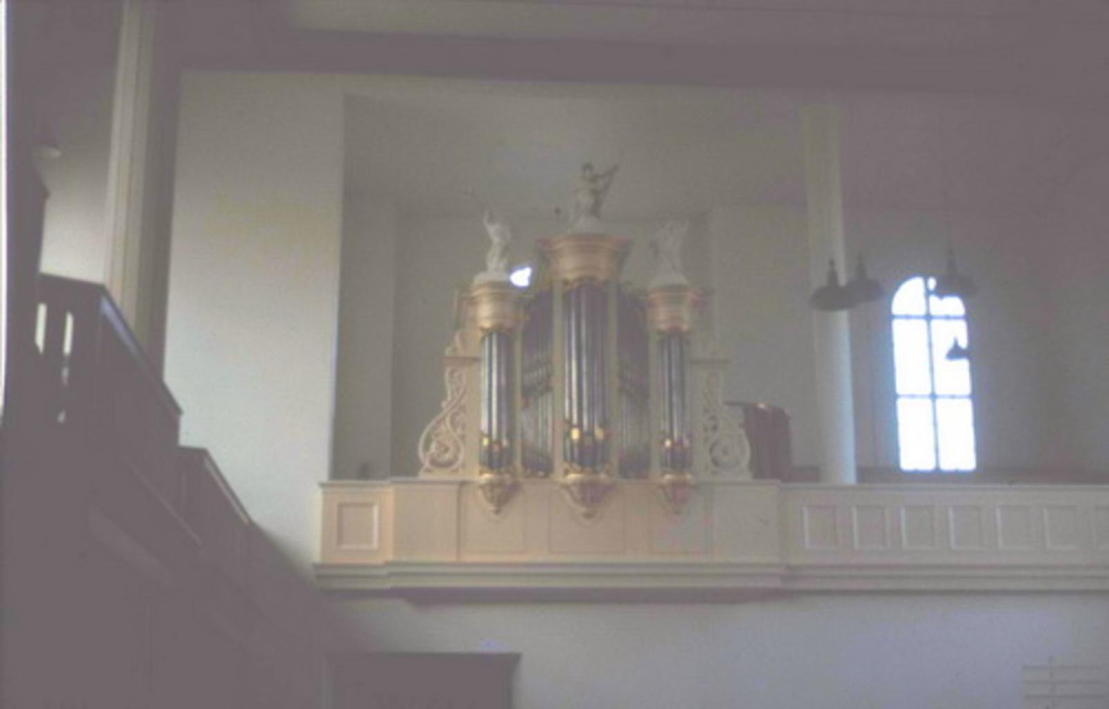 Hoofdweg O 0772-774 197_ NH Kerk Orgel