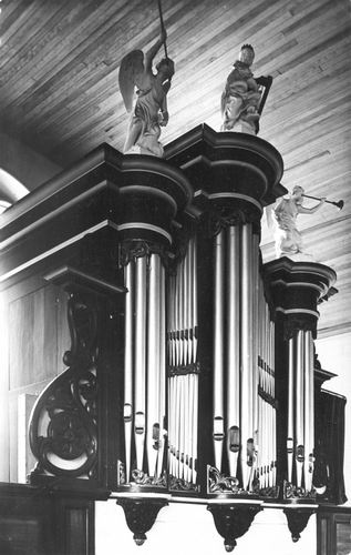 Hoofdweg O 1320 NH Kerk Orgel
