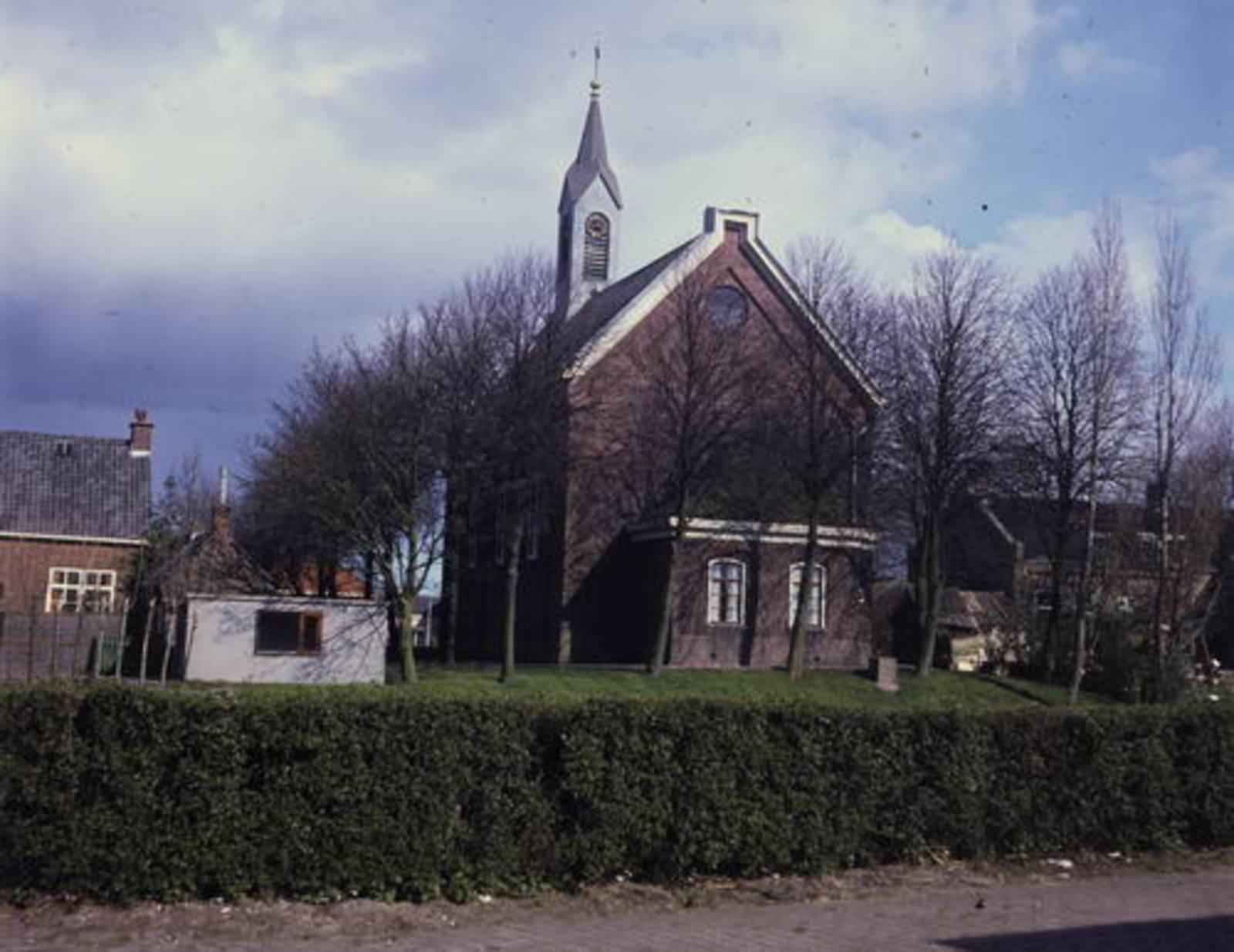 Hoofdweg O 1764 19__ NH Kerk Achterzijde 02