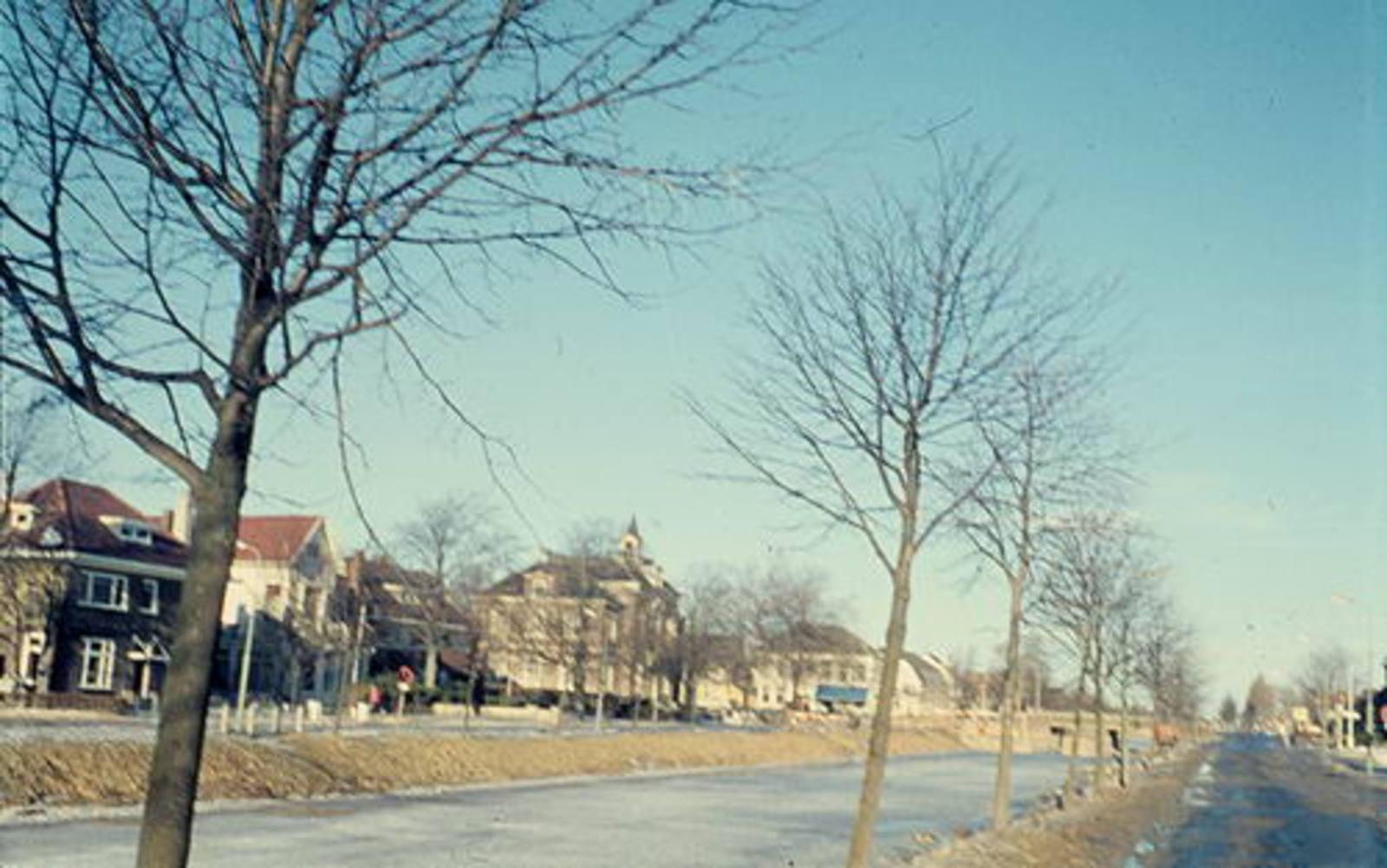 Hoofdweg W 0681- 1962± Winterzicht