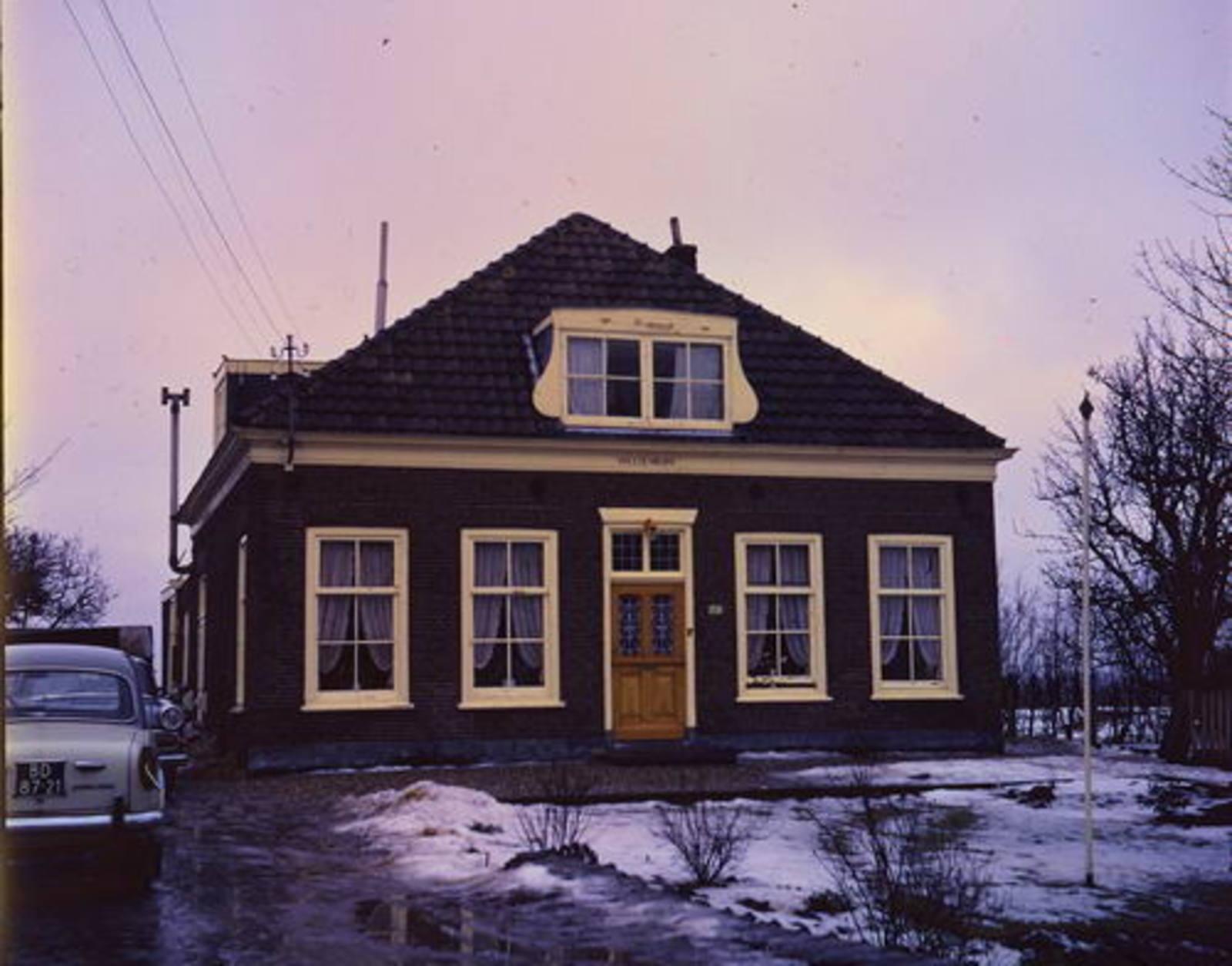 Hoofdweg W 1083 1978- Boerderij Vreedenburg