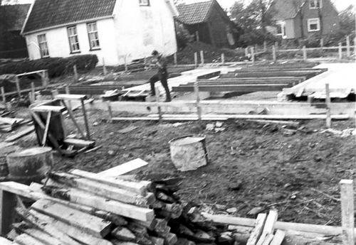 Hoofdweg W 1583 1966 Nieuwbouw Huize Joop de Gier 02