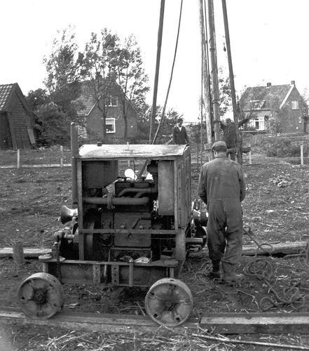 Hoofdweg W 1583 1966 Nieuwbouw Huize Joop de Gier 03
