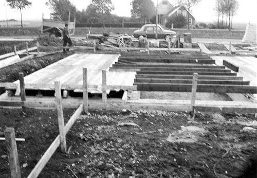 Hoofdweg W 1583 1966 Nieuwbouw Huize Joop de Gier 04