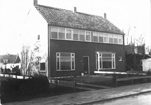 Hoofdweg W 1583 1967 Huize Joop de Gier Schoonmaakbedrijf
