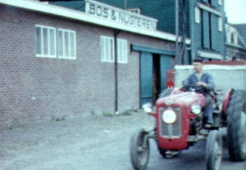 Huigsloterdijk 0030 1960-63 Graanhandel Bos en Nugteren 02