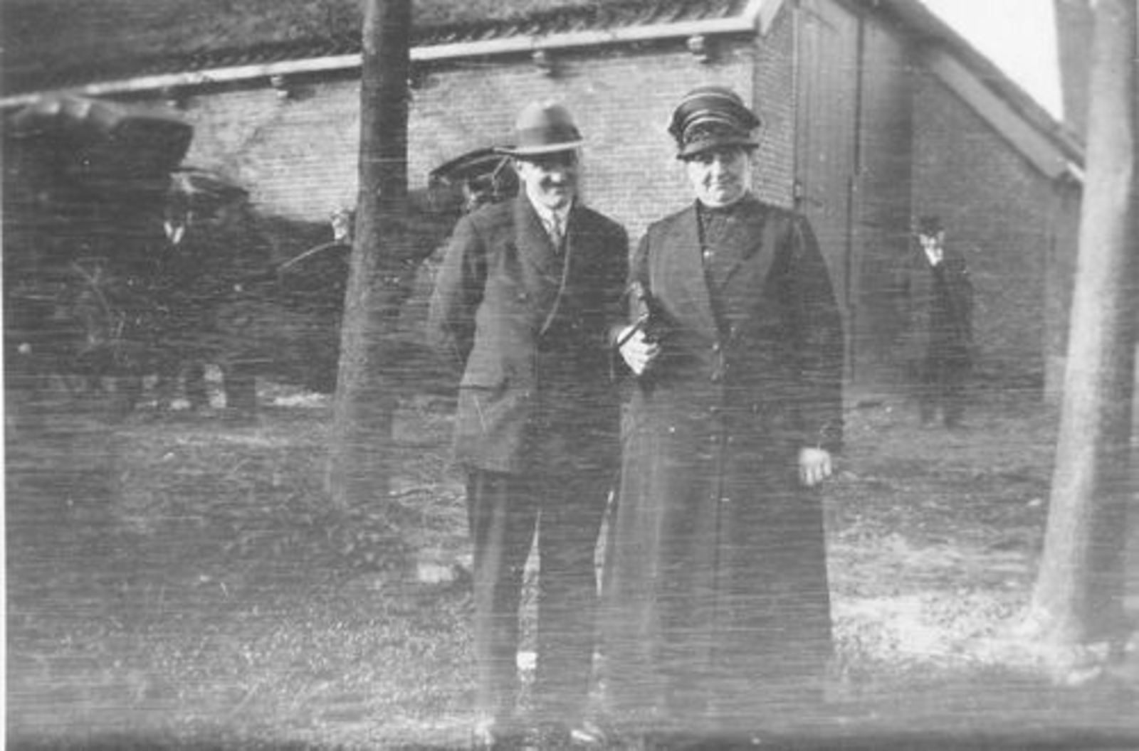 Hulst Adrianus A 1940 trouwt Johanna G Koeckhoven 03