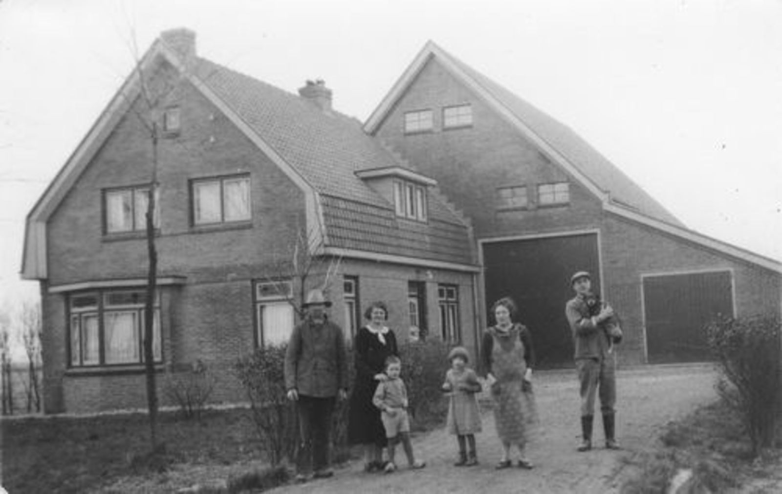 IJweg O 0820 1936± Hoeve Koeckhoven