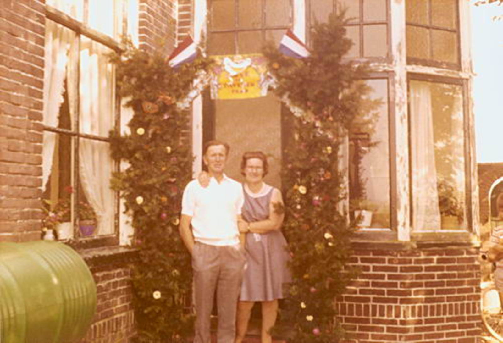 IJweg O 0910 1972 Iman C Imanse 25jr Getrouwd met Leentje Bliek 01