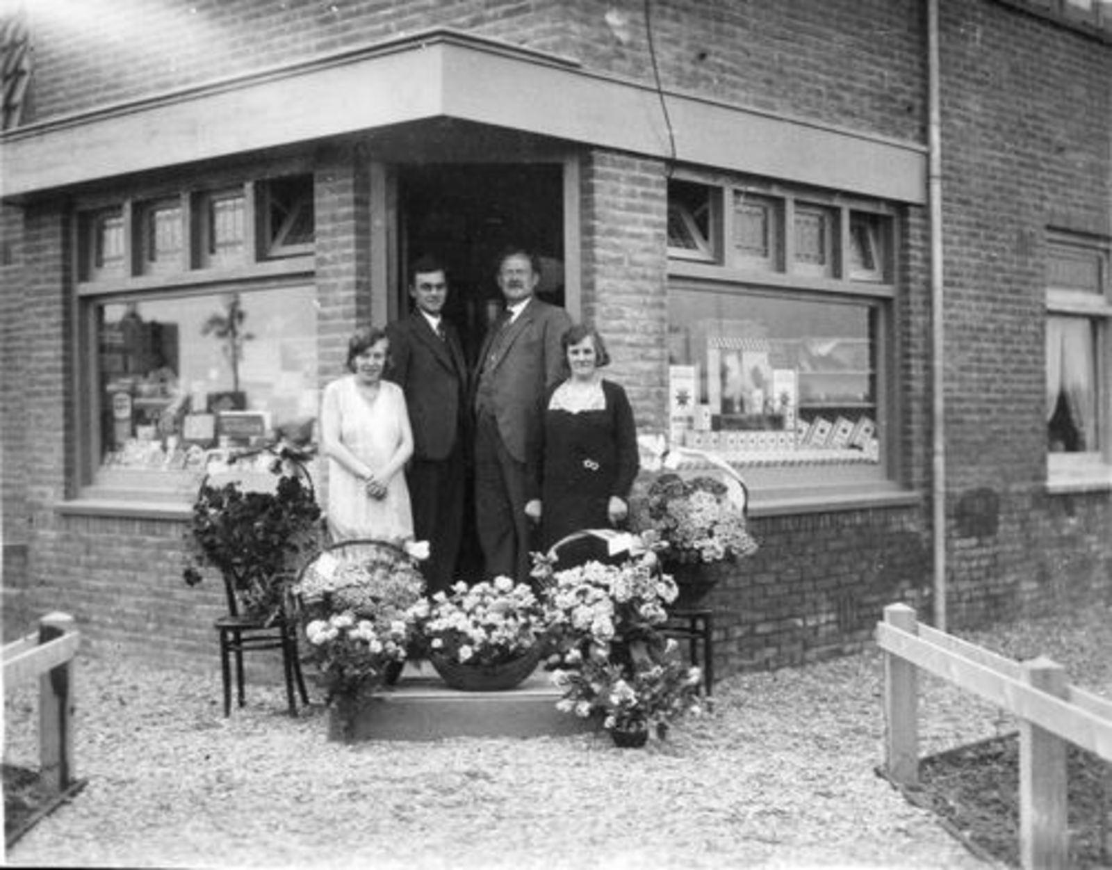 IJweg W 0143 1933± Opening Winkel