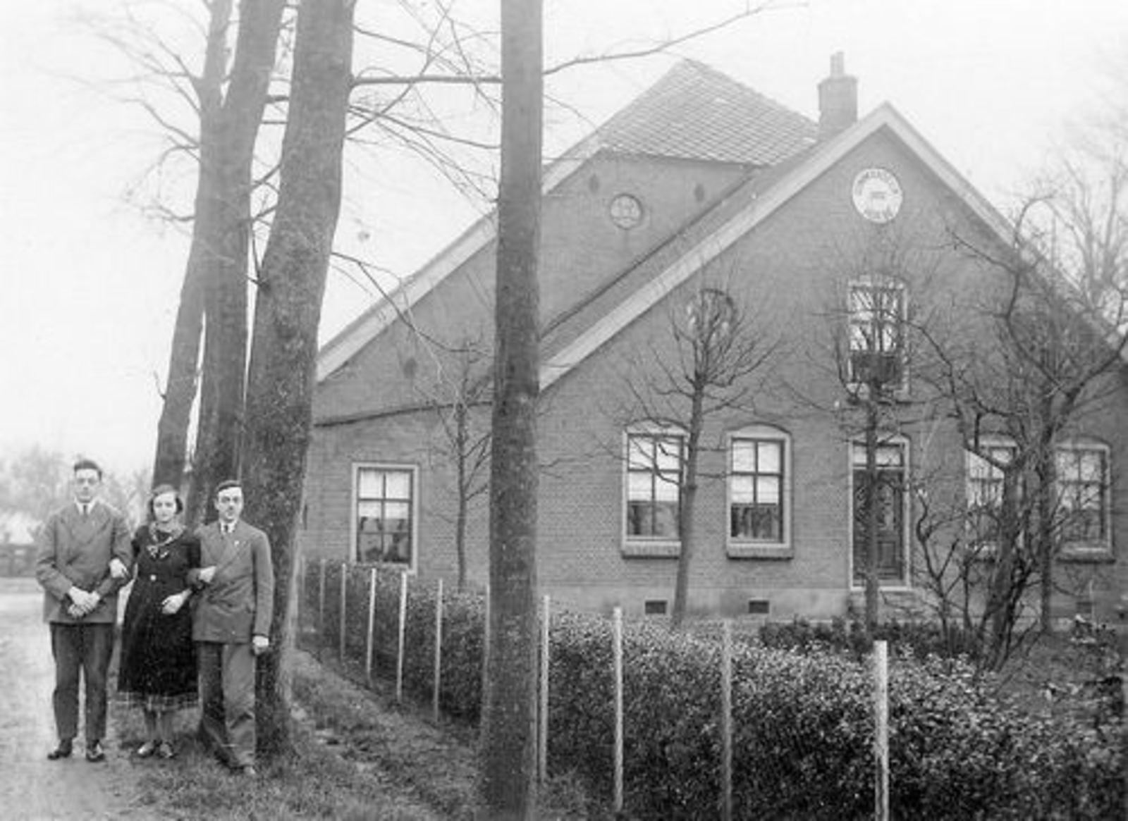 IJweg W 0921 193_ Commandeurshoeve met Gebr Koeckhoven