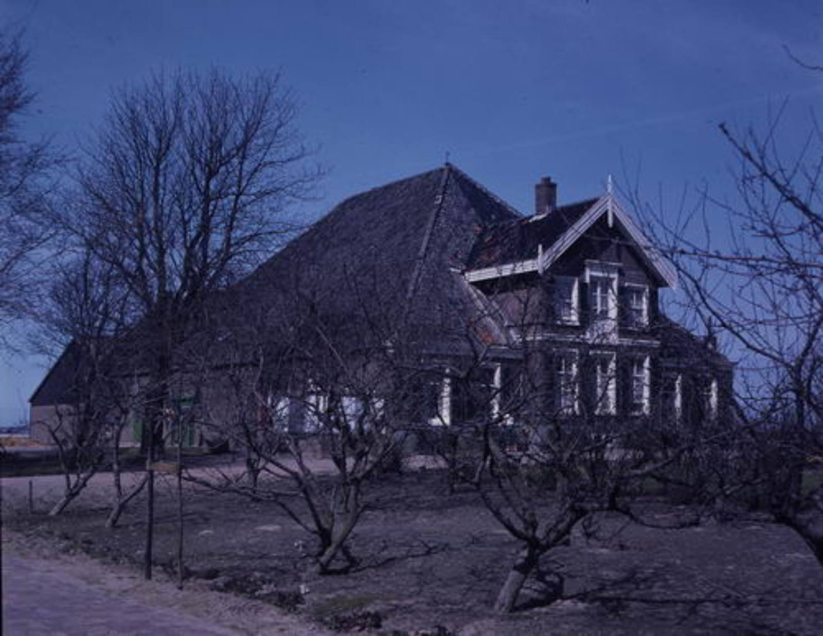 IJweg W 1071 1979 Boerderij De Stad Zaandam