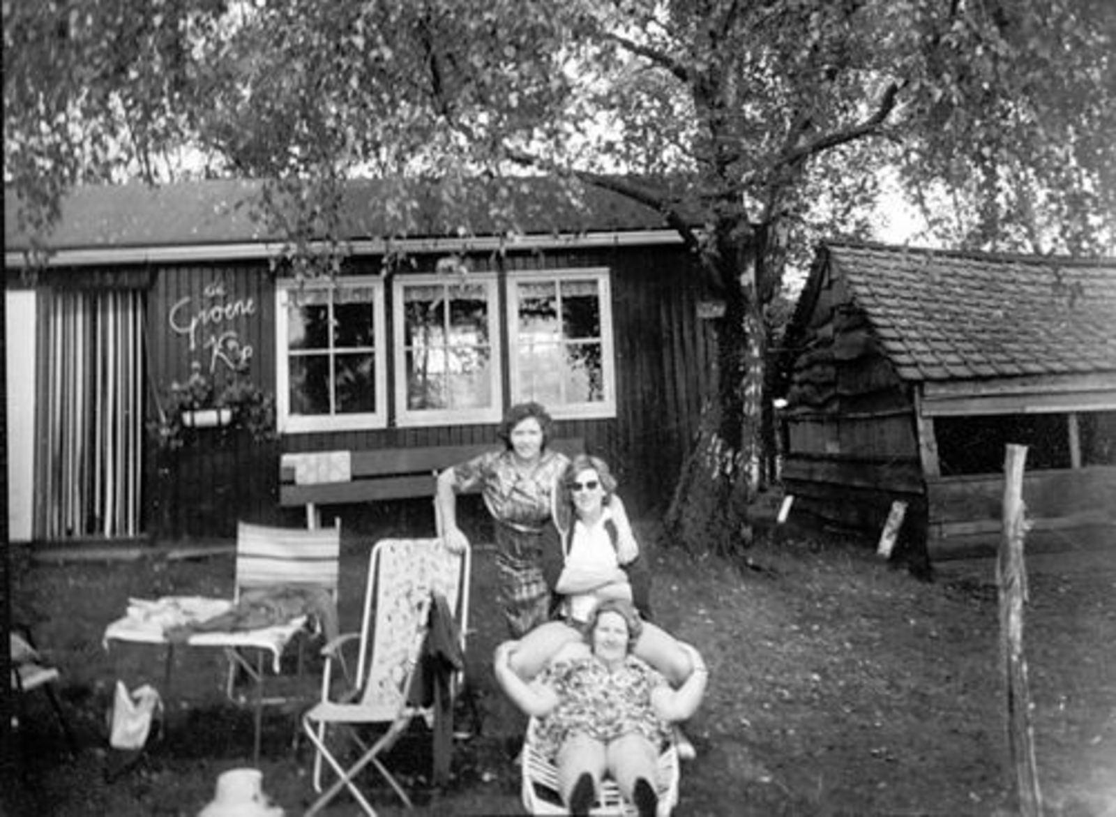 Imanse - Bliek Leentje 1920 1960+ met Kaartclub de Jokervrouwen in Putten 02