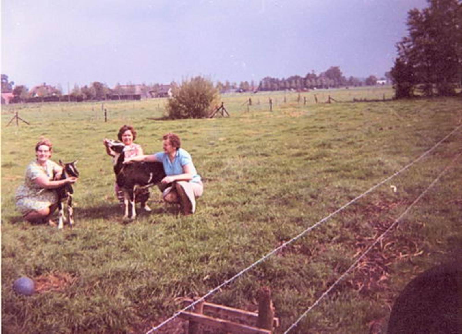 Imanse - Bliek Leentje 1920 1966 met Kaartclub de Jokervrouwen in Putten 05