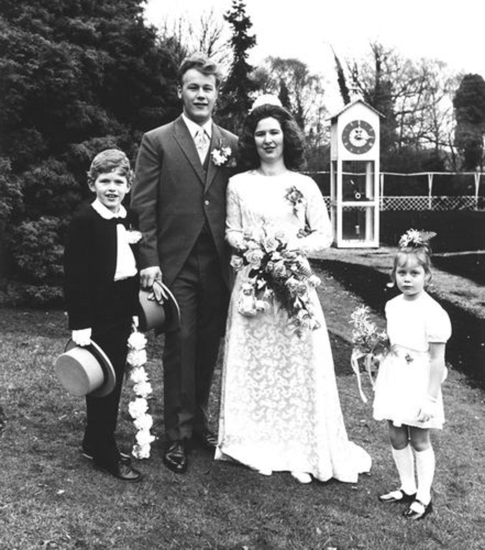 Imanse Corrie 1948 19__ trouwt Piet Huisman 01